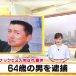小笠原幸光容疑者(64)の顔画像とFacebookは?事件現場詳細と沼津の小学校の対応は?