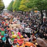 川崎ハロウィン2019→キッズパレード中止!今年はカワハロ・ランウェイを楽しもう!