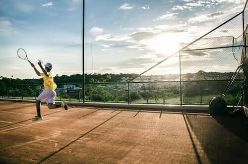 テニス,プライベートレッスン