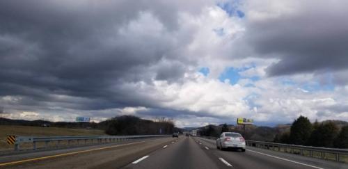 アメリカ,高速道路