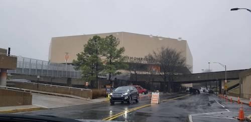 てネイテネシー 大学,バスケット施設